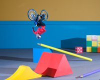 Danny MacAskill's Imaginate - велотематика
